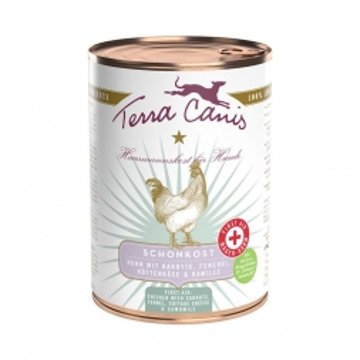 Terra Canis Dose First Aid Schonkost Huhn & Karotten 400 g (Menge: 12 je Bestelleinheit)