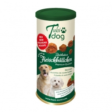Tubi Dog Delikatess - Fleischbällchen 120g