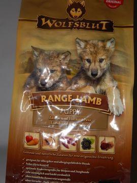 Wolfsblut Range Lamb Puppy 2 kg