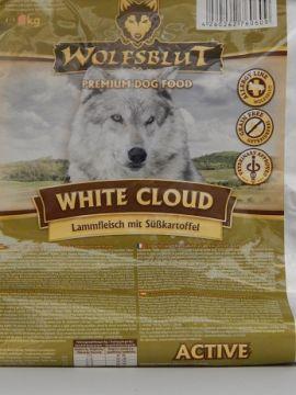 Wolfsblut White Cloud Active 2 kg