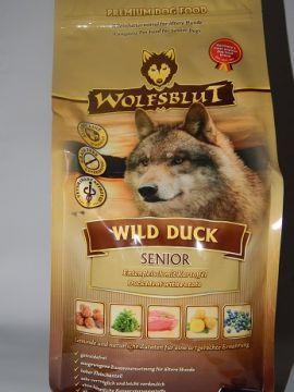 Wolfsblut Wild Duck Senior 2kg