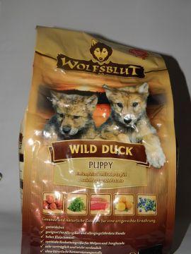 Wolfsblut Wild Duck Puppy 2kg