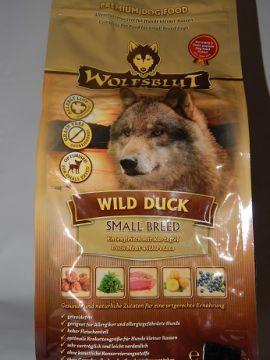 Wolfsblut Wild Duck Small Breed 500g
