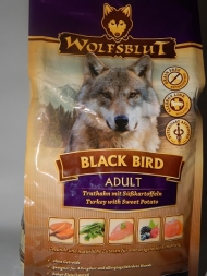 Wolfsblut Black Bird Adult 15kg