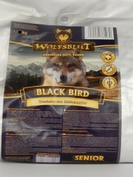 Wolfsblut Black Bird Senior 0,5kg