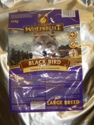 Wolfsblut Black Bird Large Breed 15kg