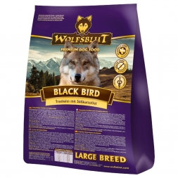 Wolfsblut Black Bird Large Breed 2kg