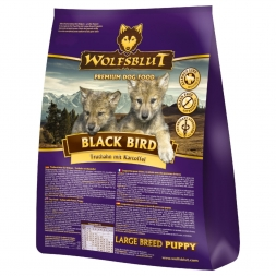 Wolfsblut Black Bird Puppy Large 15kg