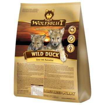 Wolfsblut Wild Duck Puppy Large 2kg