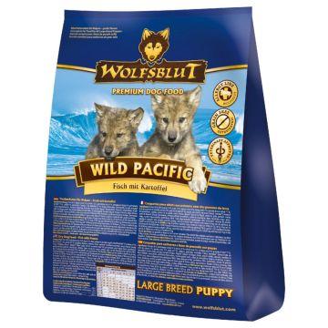 Wolfsblut Wild Pacific Puppy Large 2kg