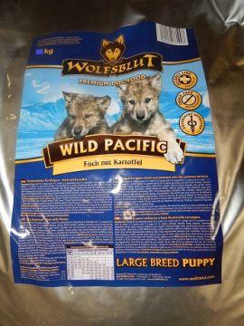 Wolfsblut Wild Pacific Puppy Large 15kg