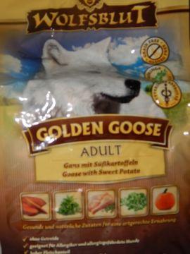 Wolfsblut Golden Goose 15kg