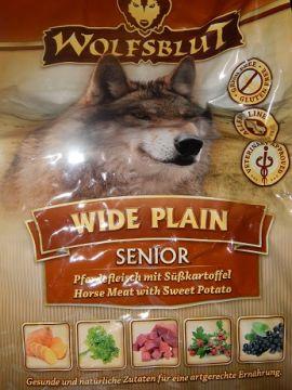 Wolfsblut Wide Plain Senior 2kg