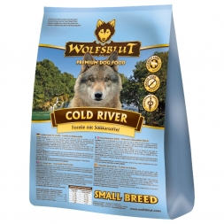 Wolfsblut Cold River Small Breed 500g