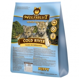 Wolfsblut Cold River Puppy 500g