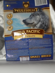 Wolfsblut Wild Pacific Small Breed 500g