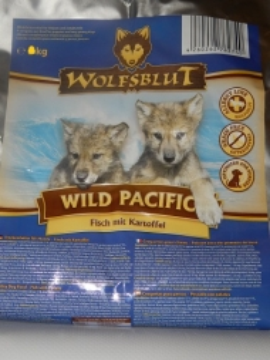 Wolfsblut Wild Pacific Puppy 2kg