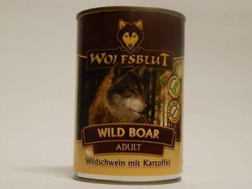Wolfsblut Wild Boar 800g (Menge: 6 je Bestelleinheit)