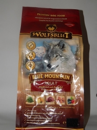 Wolfsblut Blue Mountain 15 kg
