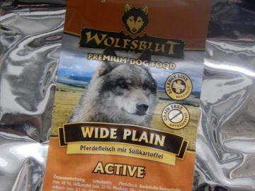 Wolfsblut Wide Plain Active 500g