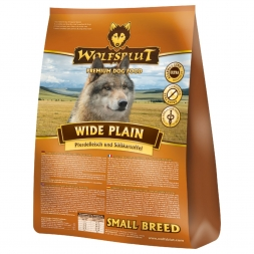 Wolfsblut Wide Plain Small Breed 15 kg