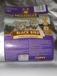 Wolfsblut Black Bird Puppy 2kg