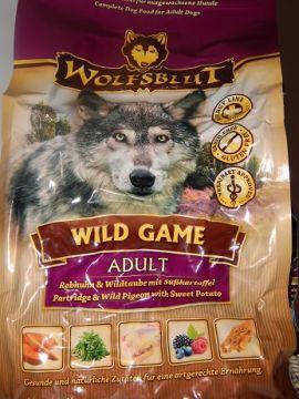 Wolfsblut Wild Game 15 Kg