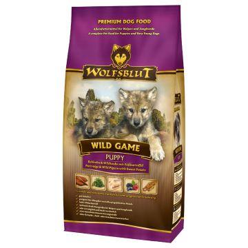 Wolfsblut Wild Game Puppy  500g