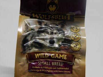 Wolfsblut Wild Game Small Breed 500g