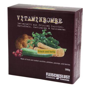 Fleischeslust Vitaminbombe Kartoffeln, Zucchini und Pastinaken 300g