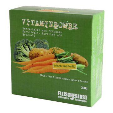 Fleischeslust Vitaminbombe Karotten, Kartoffeln & Broccoli 300g