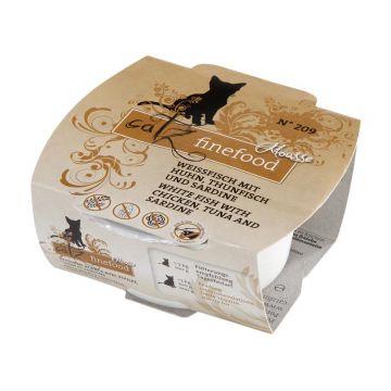 Catz finefood Mousse No 209 - 100g (Menge: 8 je Bestelleinheit)