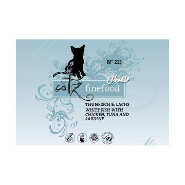 Catz finefood Mousse No 213 - 100g (Menge: 8 je Bestelleinheit)