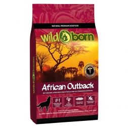 Wildborn African Outback 500g