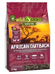 Wildborn African Outback 2kg