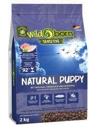 Wildborn Natural Puppy 2kg