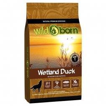 Wildborn Wetland Duck Adult 500g