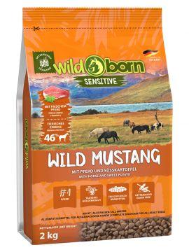 Wildborn Wild Mustang mit Pferdefleisch 2kg