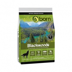 Wildborn Blackwoods 500g