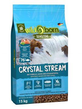 Wildborn Crystal Stream 15kg