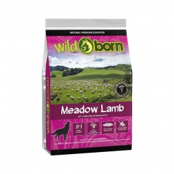 Wildborn Meadow Lamb 500g
