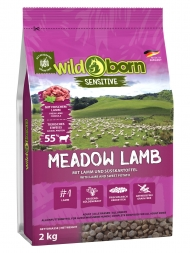 Wildborn Meadow Lamb 2kg
