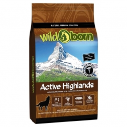 Wildborn Active Highlands 500g