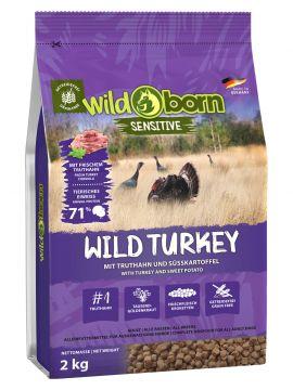 Wildborn Wild Turkey 2kg
