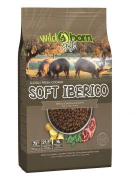 Wildborn SOFT IBERICO mit frischem Iberico Schwein 12kg
