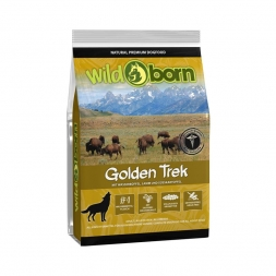Wildborn Golden Trek 500g