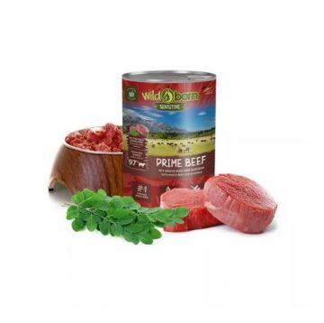 Wildborn Dog Dose Prime Beef 400g (Menge: 6 je Bestelleinheit)