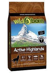 Wildborn Active Highlands 100g