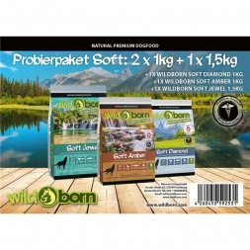 Wildborn Probierpaket SOFT