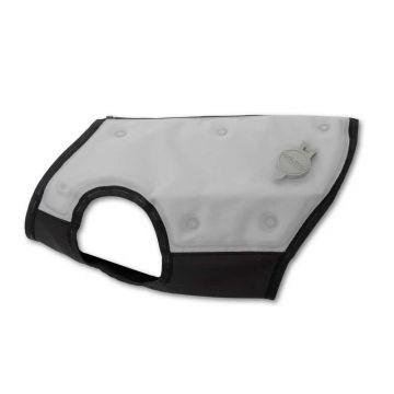 canicool Kühlweste für Hunde XL   silber-grau